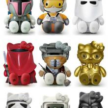 Hello Kitty StarWars edition